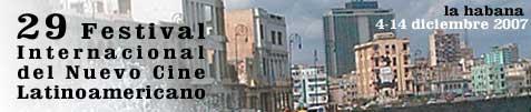 Já saiu a lista de selecionados para o 29 Festival de Havana