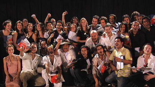 Inscrições para o Curso regular 2009-2012