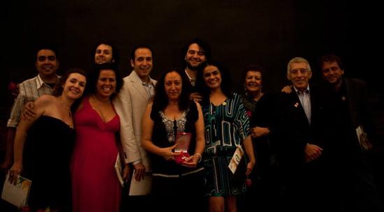 Ordem do Mérito Cultural do Brasil para a EICTV