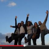 Video realizado pela turma da oficina de roteiro para alunos de língua portuguesa