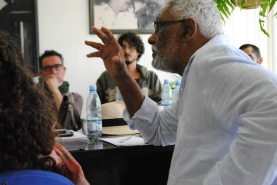 Mais uma edição da oficina de roteiro para estudantes que falam português