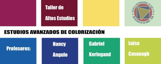 Estudos Avançados de Colorização