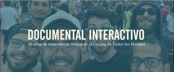 Gostaria de ser parte do Documentário interativo dos 30 anos da EICTV?