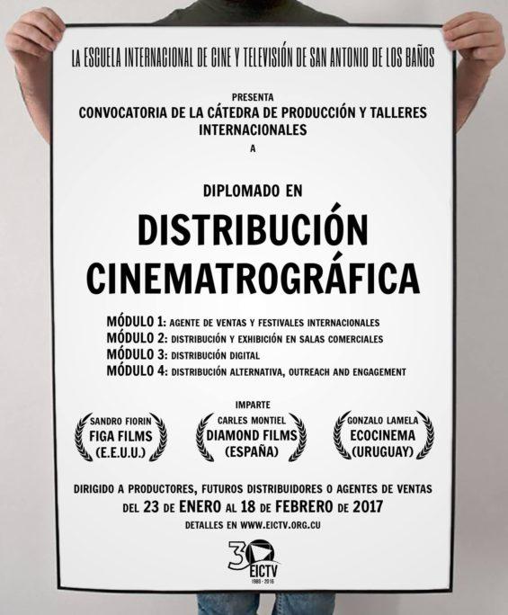 Diplomado Distribuição Internacional