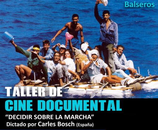 Aprenda a fazer documentário com o lendário realizador catalão Carles Bosch