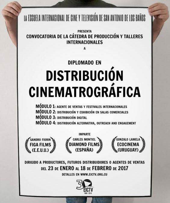 Curso de Distribuição Cinematográfica